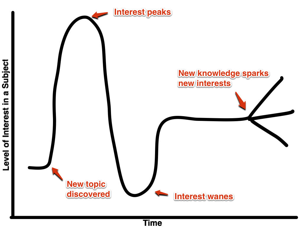 Learning Hype Cycle